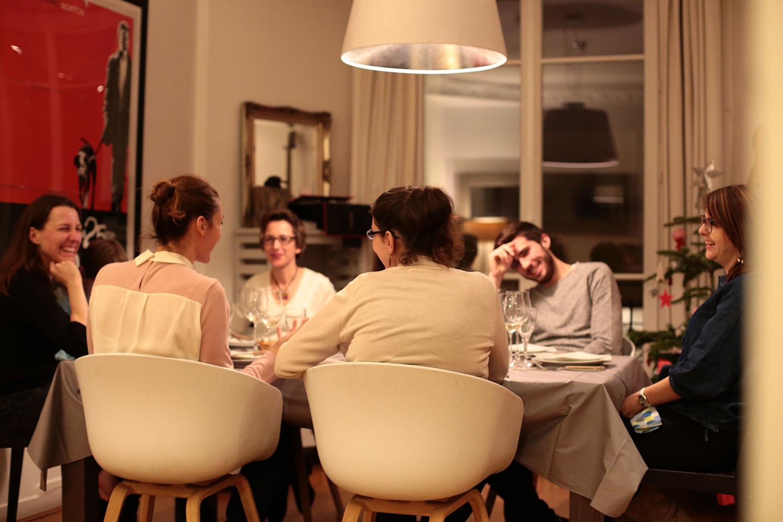 Le restaurant à domicile, la tendance du bien manger convivial