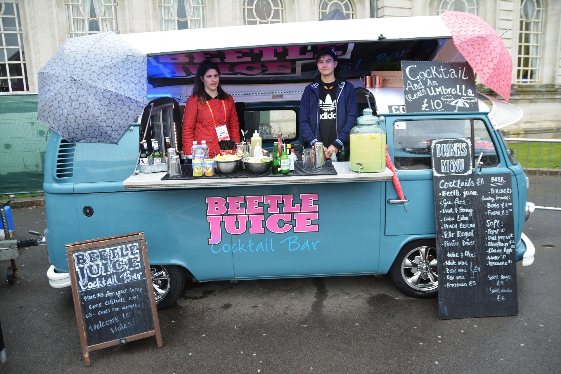 Juice Food Trucks
