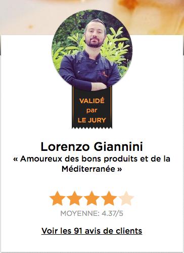lorenzo giannini