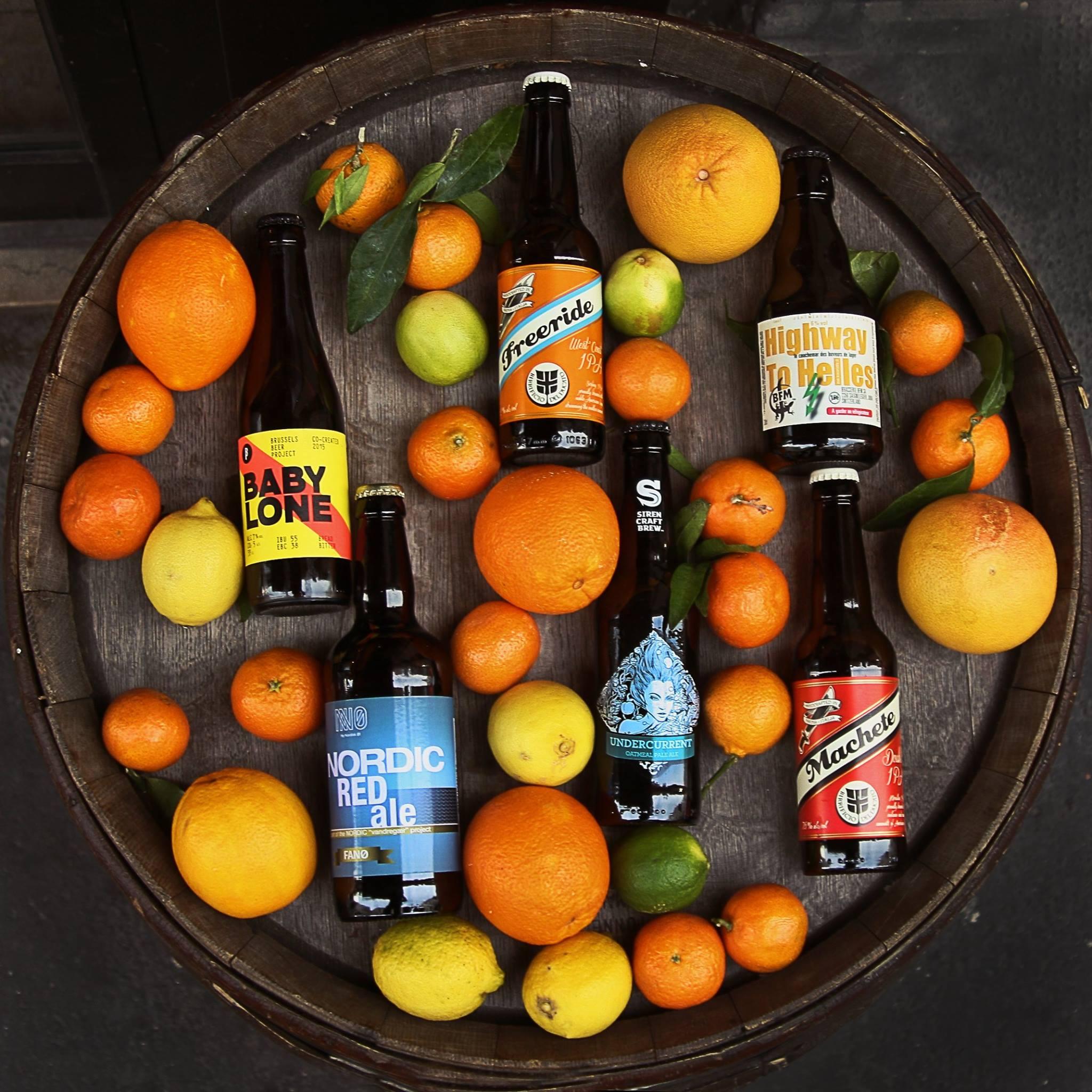 Tonneau bière - Source Les Dîners Bons