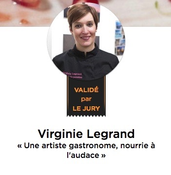 Chef Virginie Legrand - La Belle Assiette