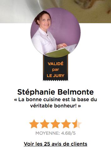 stéphanie belmonte chef
