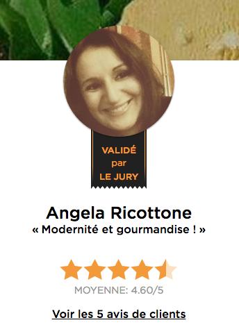 Chef Angela Ricottone