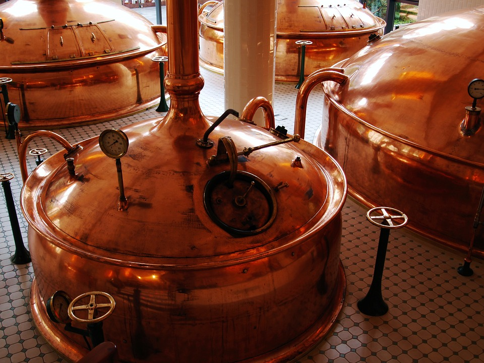 Cuve - Brasser bière