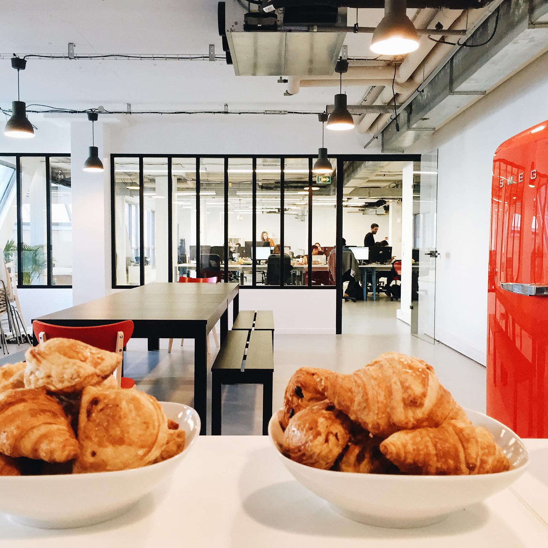 5 Gründe eine ausgestattete Küche im Büro zu haben
