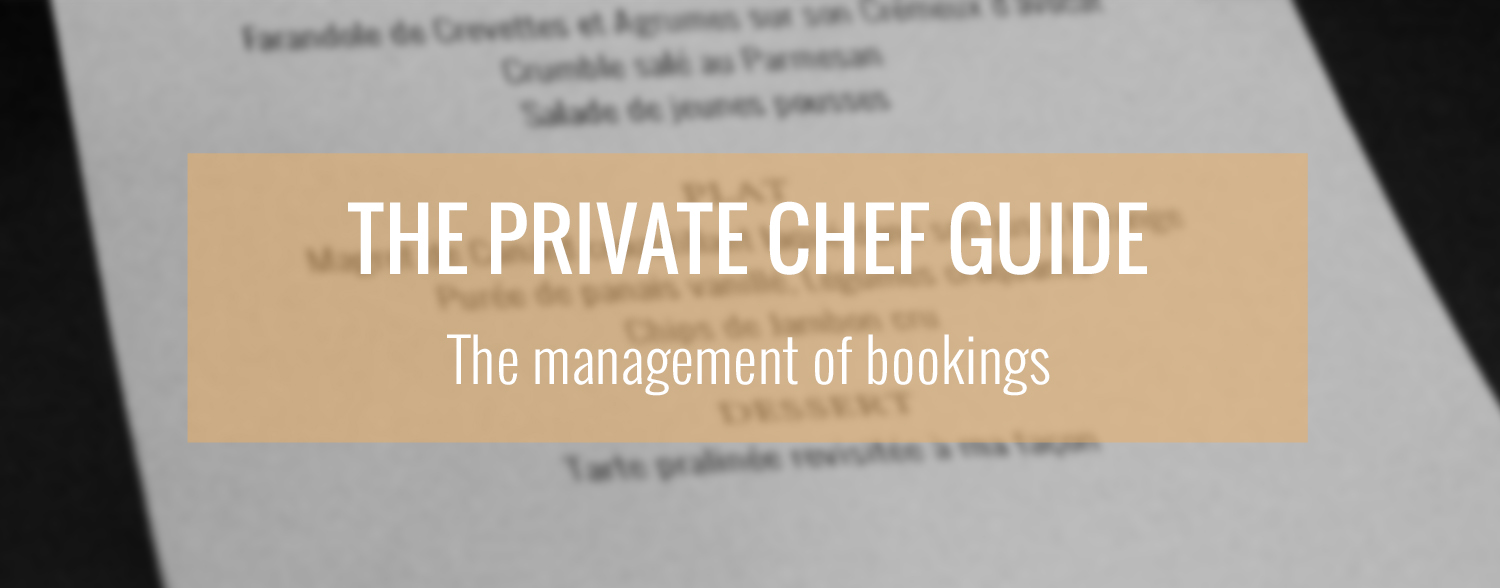 the private chef guide