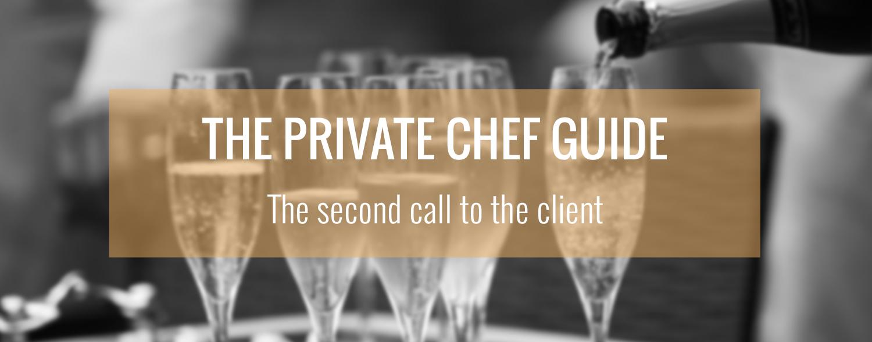 the private chef guide