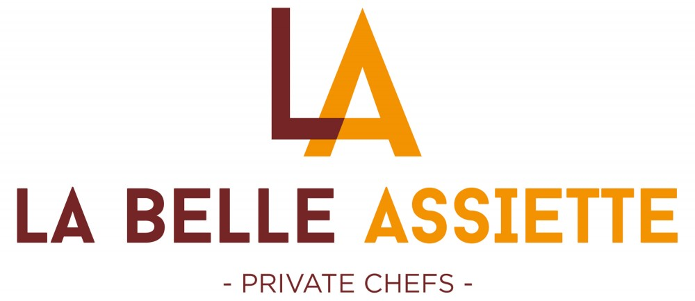 new logo la belle assiette