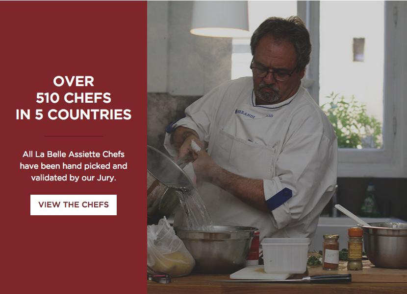 500 chefs