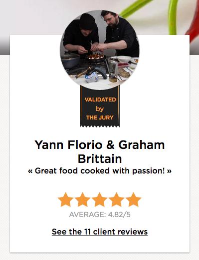 Yann & Graham