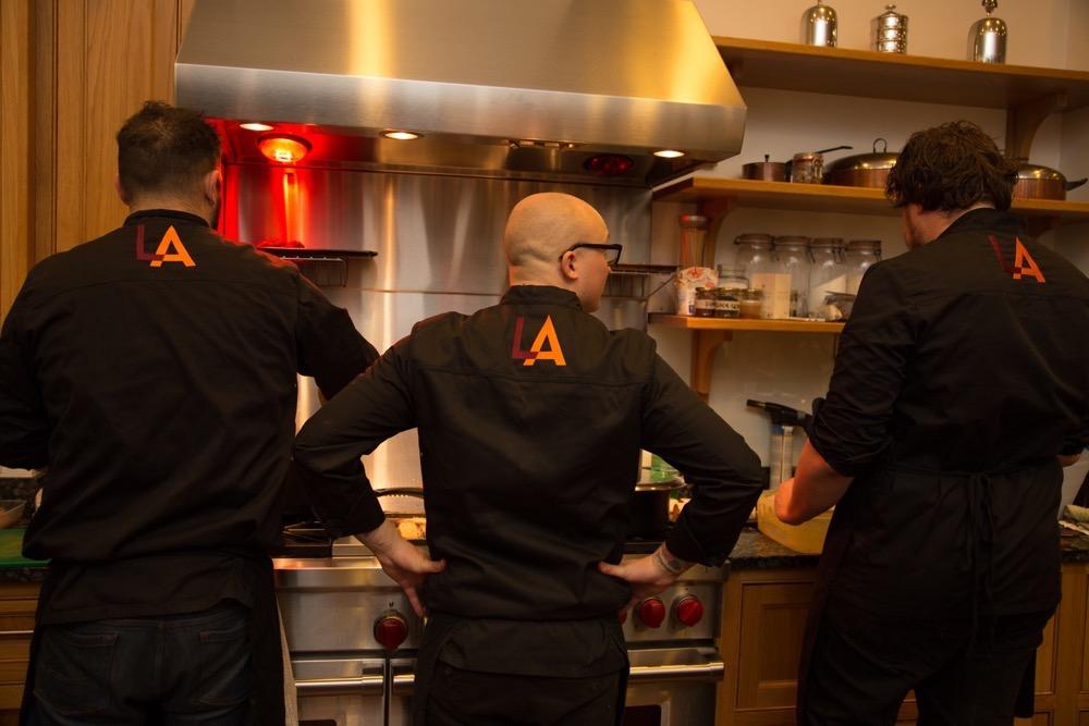 London's Longest Dinner Party