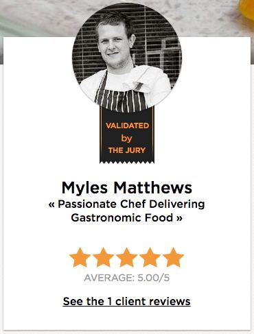 Myles Matthews