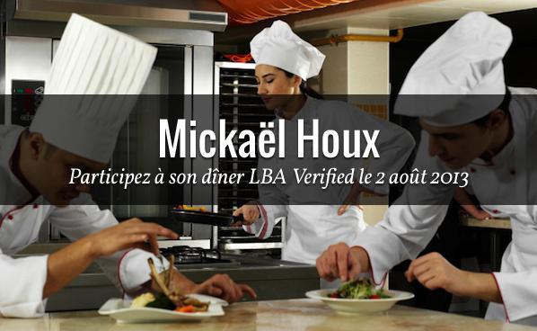 LBA Mickael Houx