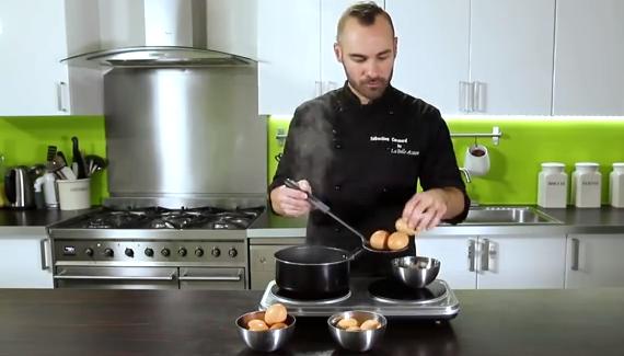 Sébastien Cosnard Chef à domicile