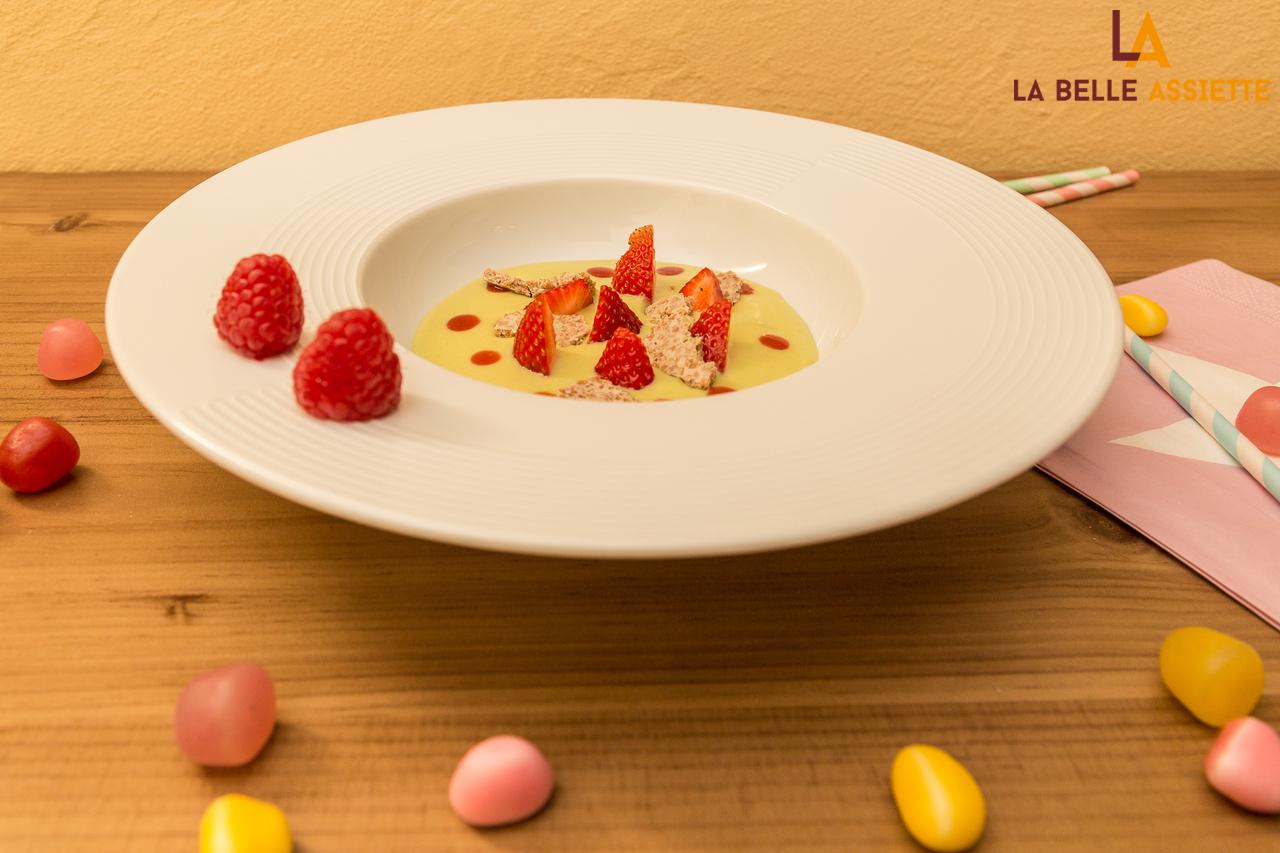 Boris Banicles pour La Belle Assiette