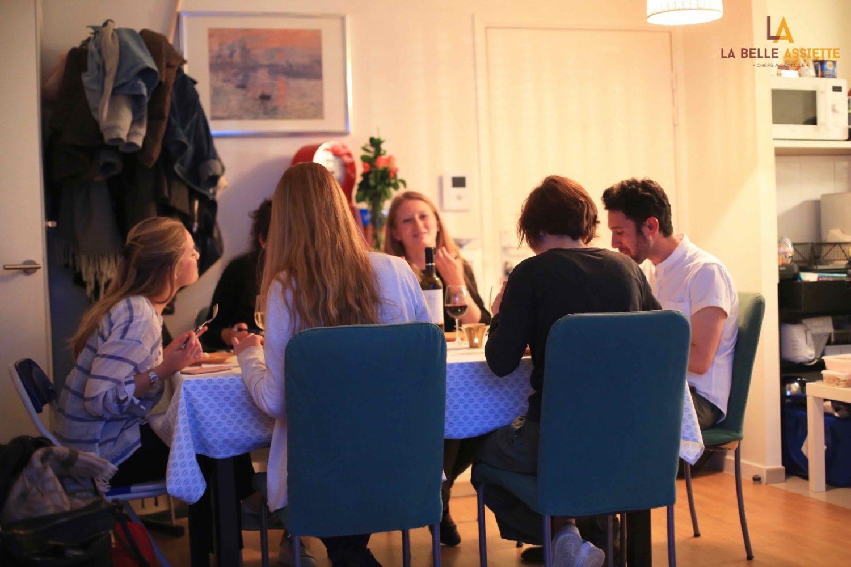 chefs à domicile à Lille