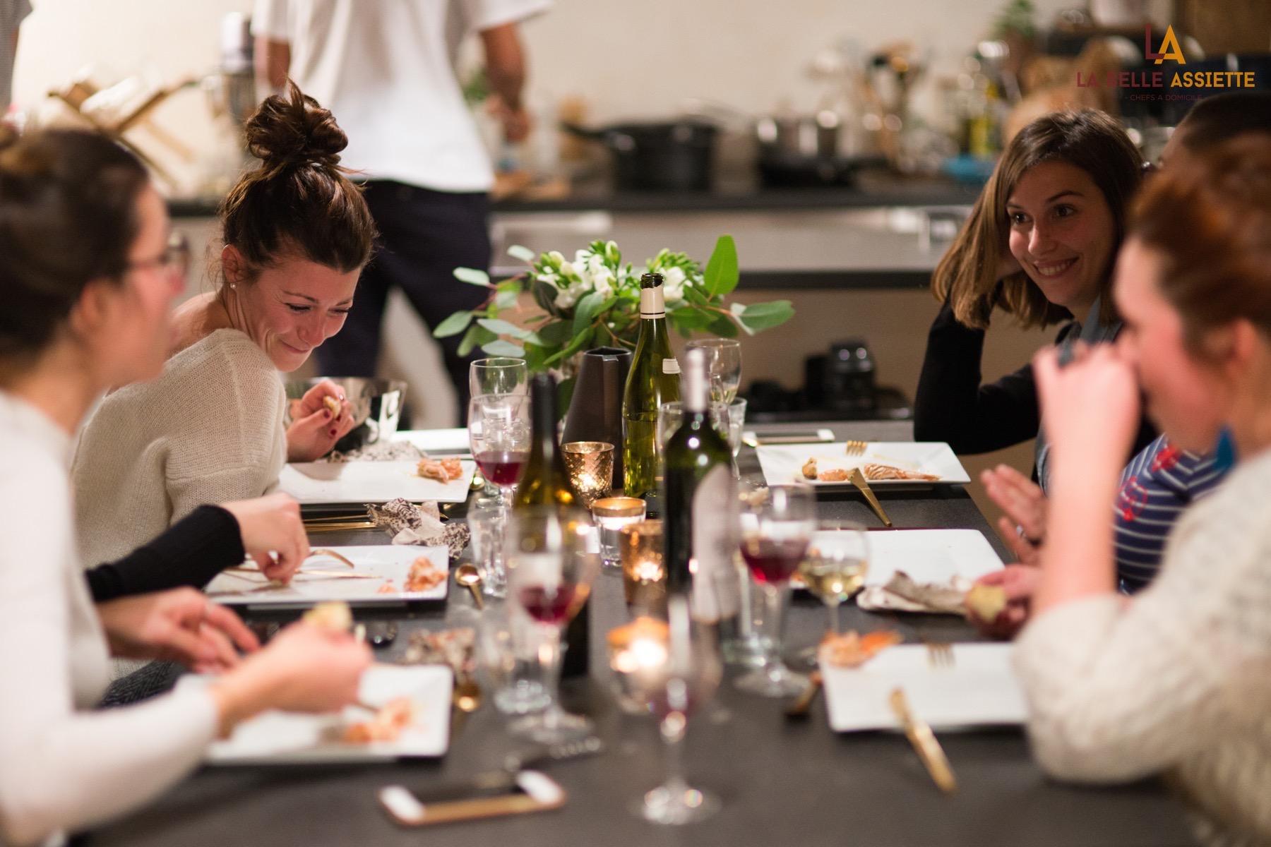 Recevoir Des Amis recevoir vos amis en toute tranquillité - la belle assiette - le blog