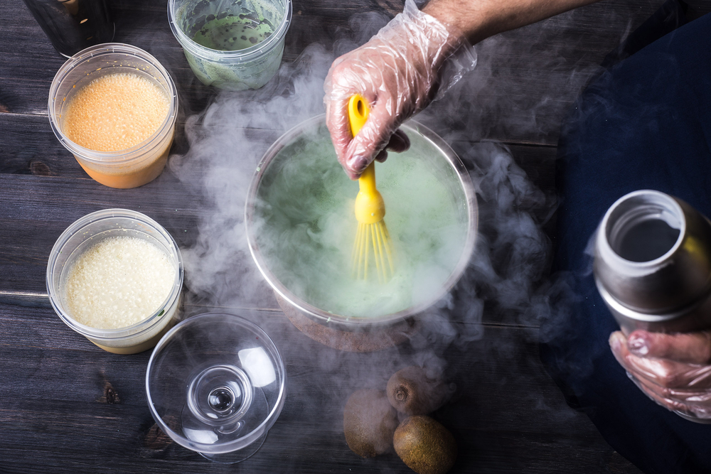 Cuisine Moleculaire La Belle Assiette Le Blog