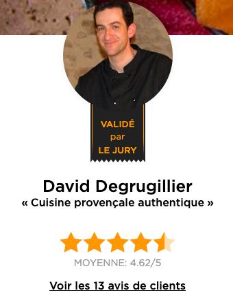 David Degrugillier